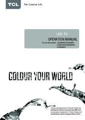 Tcl L50S5600FS Manuals