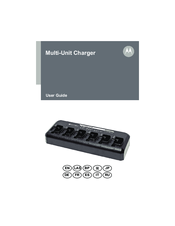 Motorola Multi-Unit Charger User Manual