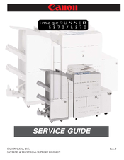 canon imagerunner 5570 service manual pdf download rh manualslib com