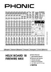 HELIX BOARD 18 FIREWIRE MKII WINDOWS 7 X64 DRIVER