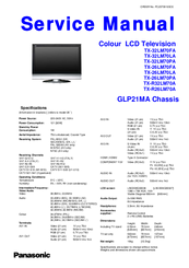 Panasonic viera tx-26lmd70 26 in. Lcd tv remove stand questions.