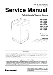 panasonic na f60a6 manuals rh manualslib com Old Fax Machine canon l170 fax machine service manual