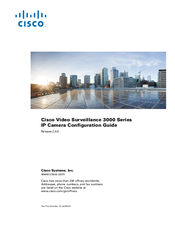 Cisco 3000 Series Configuration Manual