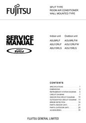 fujitsu iaq halcyon inverter manual