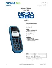 Nokia 1280 инструкция на русском - фото 5
