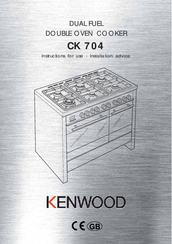 Kenwood CK 704 Instructions For Use Manual