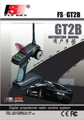 инструкция Flysky Fs-gt2b - фото 3
