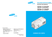 Samsung SDN-520N Instruction Manual