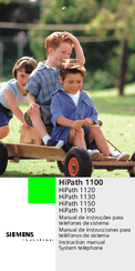 Siemens HiPath 1150 Instruction Manual