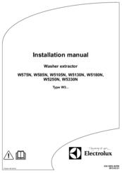 electrolux w5250n manuals rh manualslib com User Guide User Manual Template