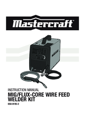mastercraft mig instruction manual pdf download rh manualslib com mastercraft 70 amp mig welder manual mastercraft ac 230 welder manual