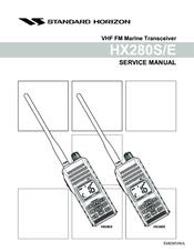 standard horizon hx280s service manual pdf download rh manualslib com Standard Horizon HX370S Review standard horizon submersible hx370s manual