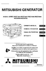 mitsubishi heavy industries mge6700 manuals mitsubishi heavy industries wiring diagram 2004 mitsubishi endeavor srs wiring diagram #12
