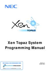 nec xen topaz manuals rh manualslib com User Guide Icon nec xen topaz user manual