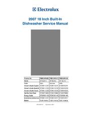 electrolux fmb330rgb0 service manual pdf download rh manualslib com Electrolux Dishwasher SN Th22592932 Electrolux Icon Dishwasher Manual