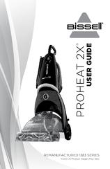 bissell proheat 2x user manual pdf download rh manualslib com bissell proheat 2x manual 9200-e bissell proheat 2x manual not spraying