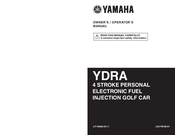 Yamaha YDRA Owner's/operator's Manual