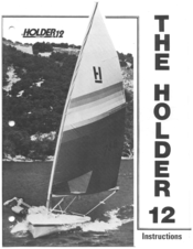 HOBIE THE HOLDER 12 INSTRUCTIONS MANUAL Pdf Download