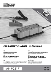ultimate speed ulg 3 8 a1 battery charger manuals. Black Bedroom Furniture Sets. Home Design Ideas