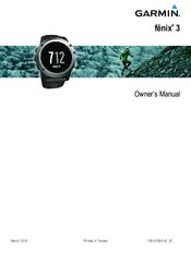 garmin fenix 3 hr manual pdf download