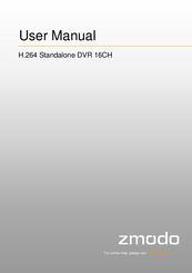 Zmodo 16CH DVR Manuals