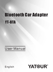 YATOUR YT-BTA User Manual