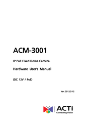 ACTi ACM-3011 Drivers for Windows