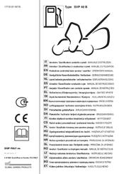 stiga svp 40 b manuals rh manualslib com SVP Logo SVP Scanner