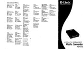 D-Link 1000BASE-SX Manual