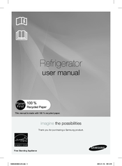 Samsung RF30HBEDBSR User Manual