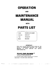 taylor dunn wiring diagram pdf taylor dunn gt 370 operation and maintenance manual pdf download  taylor dunn gt 370 operation and