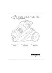 dirt devil easy steamer manual