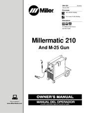MILLER MATIC 210 OWNER'S MANUAL Pdf Download.