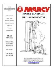 Marcy platinum home gym hrja online community.
