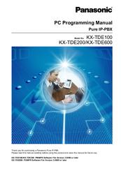 panasonic kx tde200 manuals rh manualslib com panasonic kx-tde200 manual panasonic tde200 user manual