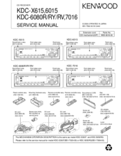 913509_kdcx615_product kenwood kdc 6015 manuals kenwood kdc 610u wiring diagram at bayanpartner.co