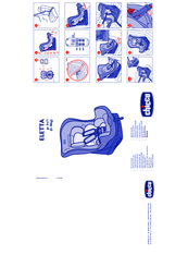 chicco eletta manuals rh manualslib com chicco car seat installation chicco car seat installation without base