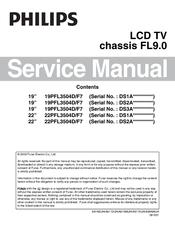 philips 22pfl3504d f7 manuals rh manualslib com Philips Universal Remote SRP2003 27 Manual Philips Electronics Manuals