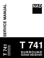 nad t741 manuals rh manualslib com nad t748 review what hi fi nad t748 user manual