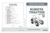 kubota m9540 manuals rh manualslib com Kubota M9960 Kubota M8540