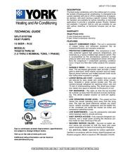 YORK THGD18 TECHNICAL MANUAL Pdf Download. on york electric heat wiring, york furnace diagram, york heater diagrams, york ac diagram, york diamond 80 furnace fan wiring, york electrical diagrams, york sunline diagrams,