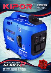 kipor gs2600 manuals rh manualslib com Kipor Parts Kipor Parts