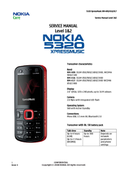 Nokia 5320 Xpress Music Instruction Manual