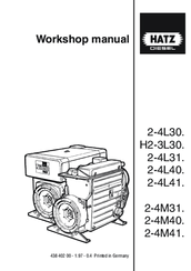 hatz 2 4l30 workshop manual pdf download rh manualslib com hatz 4l41c parts list hatz 4l41c parts list