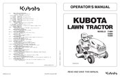 kubota t2080 manuals rh manualslib com Kubota T2080 Hydrostatic Transmission Kubota T2380