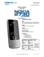 nokia 2730 classic rm 578 manuals rh manualslib com nokia rm 519 manual nokia rm-513 manual