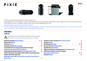 Nespresso Pixie User Manual