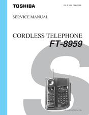 Toshiba ft 8959 инструкция