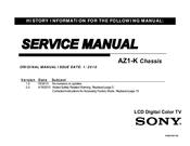 sony kdl 32ex500 40ex500 40ex501 46ex50 0 46ex501 service repair manual
