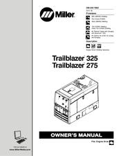 Miller Trailblazer 275 Manuals Manualslib